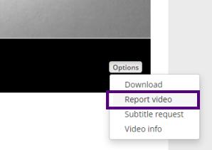 report video